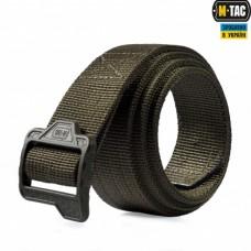 Купить Ремінь брючний M-Tac Double Duty Tactical Belt Hex Olive 40мм в интернет-магазине Каптерка в Киеве и Украине