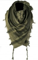 Шемаг з малюнком граната Mil-tec Rifles Olive Black