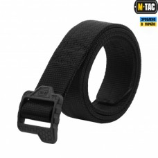 Ремень брючный M-Tac Double Duty Tactical Belt Hex BLACK 40мм