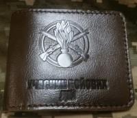 Обкладинка УБД Піхота (коричнева лакова шкіра) Акція Оновлення Асортименту