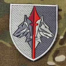 Купить Нарукавний знак 3 окремий полк спеціального призначення (Варіант) в интернет-магазине Каптерка в Киеве и Украине