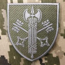 Нарукавний знак 307 дисциплінарний батальйон ВСП польовий