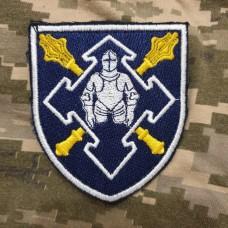 Купить Нарукавний знак Командування сил логістики  в интернет-магазине Каптерка в Киеве и Украине