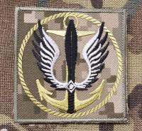 Морська Піхота шеврон піксель ММ14