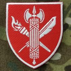 Купить Нарукавний знак 25-го навчального центру ВСП в интернет-магазине Каптерка в Киеве и Украине
