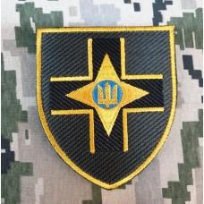Нарукавний знак 28 окрема механізована бригада (кольоровий)