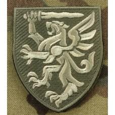 Нарукавний знак 80 ОДШБр (польовий варіант)