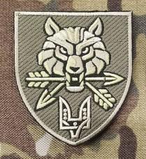 Нарукавний знак Командування ССО ЗСУ (польовий)