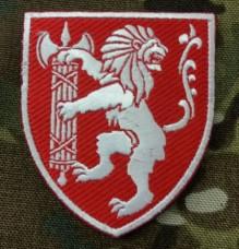 Нарукавний знак Західного територіального управління ВСП Кольоровий