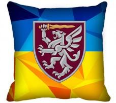 Купить Декоративна подушка Новий знак 80 ОДШБр ДШВ в интернет-магазине Каптерка в Киеве и Украине