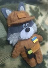М'яка іграшка Койот