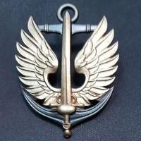 Беретний знак Морської Піхоти (затверджений, згідно наказу 238)