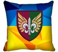 Купить Декоративна подушка 132 Окремий Розвідувальний Батальйон ДШВ в интернет-магазине Каптерка в Киеве и Украине