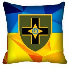 Декоративна подушка 28 ОМБр ім. Лицарів Зимового Походу