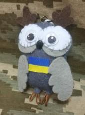 Купить М'яка іграшка Сова Розвідки в интернет-магазине Каптерка в Киеве и Украине