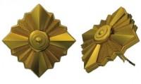 Зірочка жовта. Металева АКЦІЯ