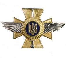 Купить Знак на кашкет для Повітряних Сил в интернет-магазине Каптерка в Киеве и Украине