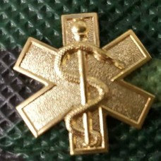Емблема на комірець Медична Служба