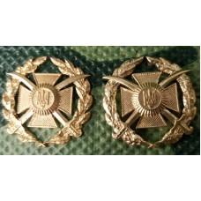 Емблема на комірець Загальновійськова