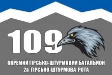 Прапор 109 окремий гірсько-штурмовий батальйон 2 ГШР