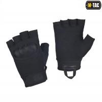 "Тактичні рукавички M-TAC ASSAULT TACTICAL MK.3 BLACK ""без пальців"""