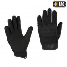 Тактичні рукавички з захистом M-TAC ASSAULT TACTICAL MK.5 BLACK