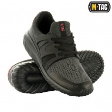 Кросівки M-TAC TRAINER PRO BLACK/GREY