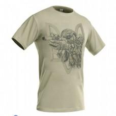 Купить Футболка ССО Special Forces Sniper P1G-Tac® TAN в интернет-магазине Каптерка в Киеве и Украине