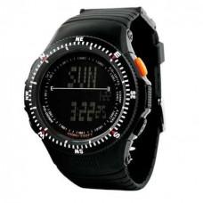 Купить Часы тактические SKMEI 0989 Black в интернет-магазине Каптерка в Киеве и Украине