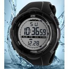 Годинник тактичний SKMEI 1025 Black