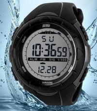 Купить Часы тактические SKMEI 1025 Black в интернет-магазине Каптерка в Киеве и Украине