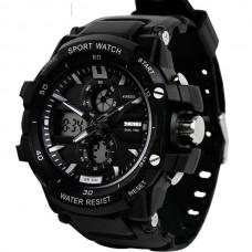 Купить Часы  Skmei 0990 в интернет-магазине Каптерка в Киеве и Украине