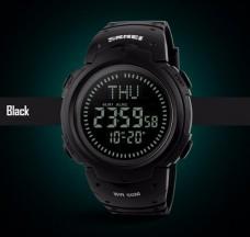 Часы тактические SKMEI 1231 Compass Black