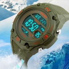 Купить Часы тактические SKMEI 1093 Olive в интернет-магазине Каптерка в Киеве и Украине