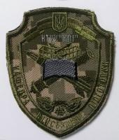 """Шеврон Військова кафедра НТУУ """"КПІ"""""""