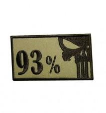Шеврон 93% Каратель COYOTE