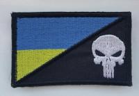 Шеврон Punisher Україна