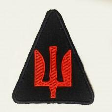 Шеврон Зенітно-ракетні війська повітряних сил ЗСУ Нового зразка