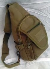 Рюкзак (малый) тактический однолямочный Silver Knight COYOTE