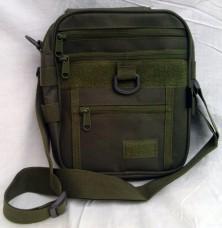 Тактическая сумка, наплечная Silver Knight OLIVE