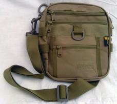 Тактическая сумка, наплечная Silver Knight COYOTE