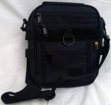 Тактическая сумка, наплечная Silver Knight BLACK