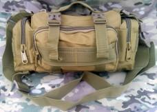 Тактическая сумка, инженерная Silver Knight COYOTE