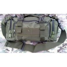 Тактическая сумка, инженерная Silver Knight OLIVE