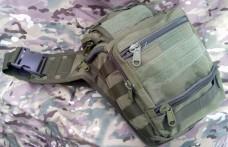 Тактическая сумка, наплечная (большая) Silver Knight OLIVE