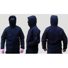 Куртка софтшел SOFT SHELL BLACK