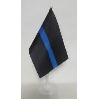 Настільний прапорецьThin Blue Line Ukraine
