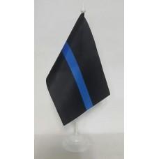 Настольный флажок Thin Blue Line Ukraine