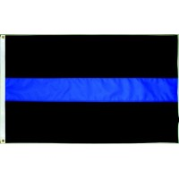 Прапор Thin Blue Line Ukraine прапорець Thin Blue Line