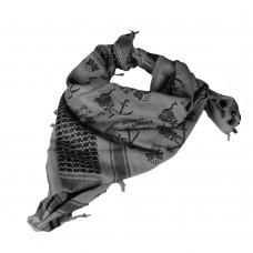 Купить Шемаг намитка Більше разу не вмирати GREY/BLACK в интернет-магазине Каптерка в Киеве и Украине